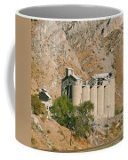 Abandoned Cement Silos Coffee Mug