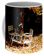 Abandoned Chairs Coffee Mug