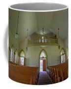 Abandoned Church In Prison Yard Coffee Mug