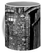 Abandoned Country Barn Coffee Mug