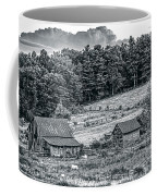 Abandoned Farm Buildings Coffee Mug