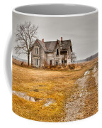 Abandoned Farm House Coffee Mug by Cale Best