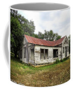 Abandoned Farm House Coffee Mug