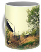 Abandoned Farm Yard Coffee Mug