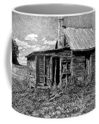 Abandoned Farmhouse Coffee Mug