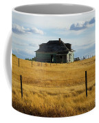 Abandoned Homestead Saskatchewan Coffee Mug