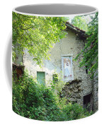 Abandoned House Coffee Mug