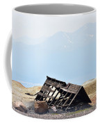Abandoned In A Sea Of Mining Tailings Coffee Mug