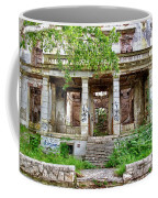 Abandoned In Mostar Coffee Mug