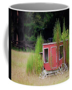 Abandoned In The Field Coffee Mug