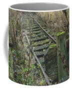 Abandoned Miniature Railway Coffee Mug