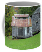 Abandoned Shack By The Road Coffee Mug
