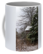 Abandoned Shed Coffee Mug