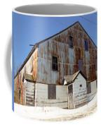 Abandoned Storage Coffee Mug