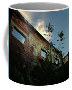 Abandoned Theater Oasis Coffee Mug