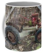 Abandoned Tractor Coffee Mug