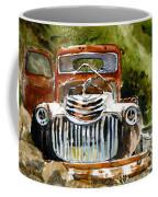 Abandoned Truck Coffee Mug