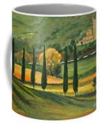 Abbey Tascany Coffee Mug
