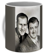 Abbott And Costello Coffee Mug