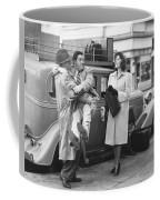 Abbott And Costello Coffee Mug