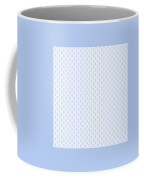 Abby Damask With A White Background 18-p0113 Coffee Mug