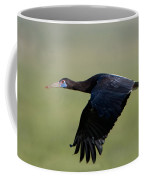 Abdims Stork Flying, Ndutu, Ngorongoro Coffee Mug