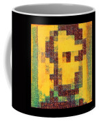 Abe In Yellow Coffee Mug