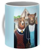 Abearican Gothic Coffee Mug