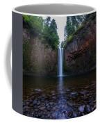 Abiqua Falls 2 Coffee Mug