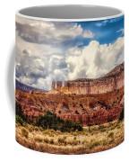 Abiquiu Landscape  Coffee Mug