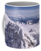 Above Denali Coffee Mug by Chad Dutson