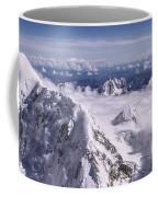 Above Denali Coffee Mug by Chad Dutson