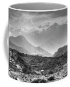 Above Muktinath, Nepal Coffee Mug