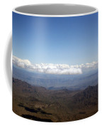 Above Nevada Coffee Mug