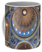 Above Saint Peters Coffee Mug