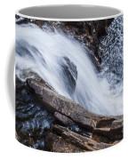 Above Small Falls Coffee Mug