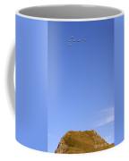 Above The Alps Coffee Mug