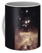 Above The Heavens Coffee Mug