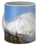 Above The Tree Line Coffee Mug
