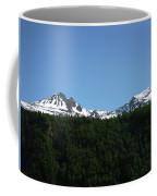 Above The Treetops Coffee Mug