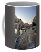 Above The Water Coffee Mug