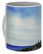 Above Us Coffee Mug