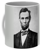Abraham Lincoln -  Portrait Coffee Mug