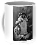 Abraham Lincoln In Memoriam  Coffee Mug