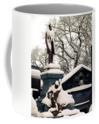 Abraham Lincoln Memorial Scotland Winter Coffee Mug