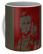 Abraham Lincoln The American President  Coffee Mug