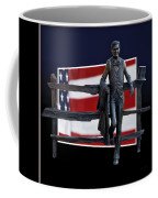 Abraham Lincoln Coffee Mug by Thomas Woolworth