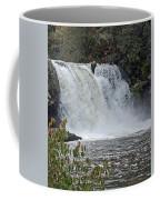Abrams Falls Cades Cove Tn Coffee Mug