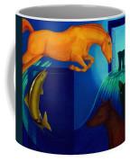 Absence. Coffee Mug