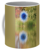Abstact Sphere Over Water Coffee Mug